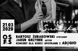 Wałbrzych Wydarzenie Koncert OSFS: Koncert dla dzieci, Ada@gio w zwierzyńcu