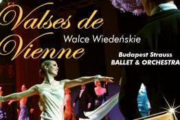 Wałbrzych Wydarzenie Kulturalne Valses de Vienne - Walce Wiedeńskie