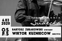 Wałbrzych Wydarzenie Koncert OSFS: Żurakowski, Kuzniecow