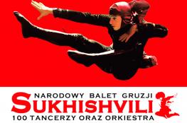 Wałbrzych Wydarzenie Taniec Narodowy Balet Gruzji - Sukhishvili