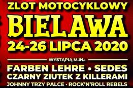 Bielawa Wydarzenie zlot motocyklowy V Międzynarodowy Zlot Motocyklowy Bielawa